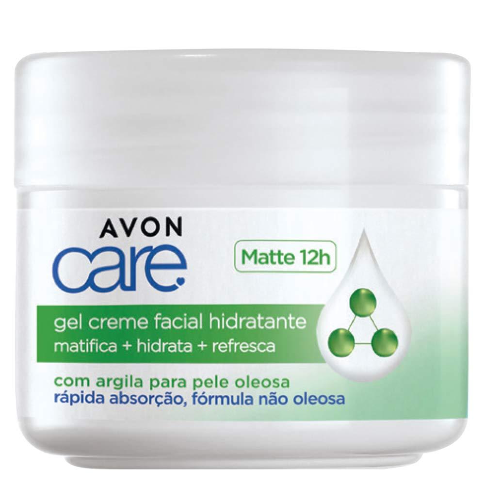 Creme Hidratante Matte Avon Care - 100g