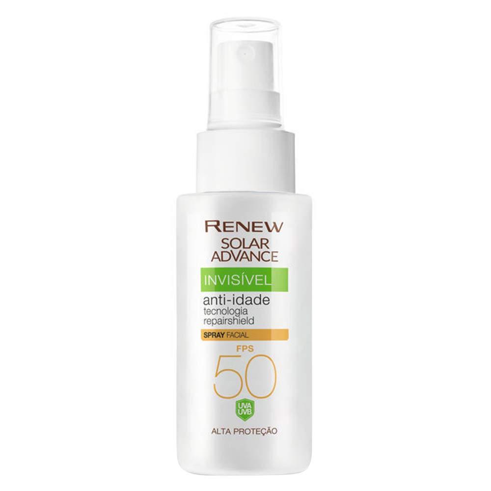 Protetor Facial Spray Renew FPS50 - 50ml