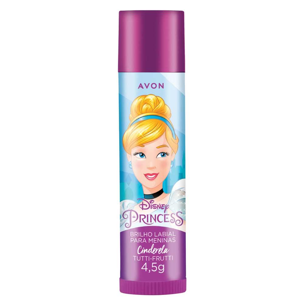 Brilho Labial Princesa Cinderela - 4,5g